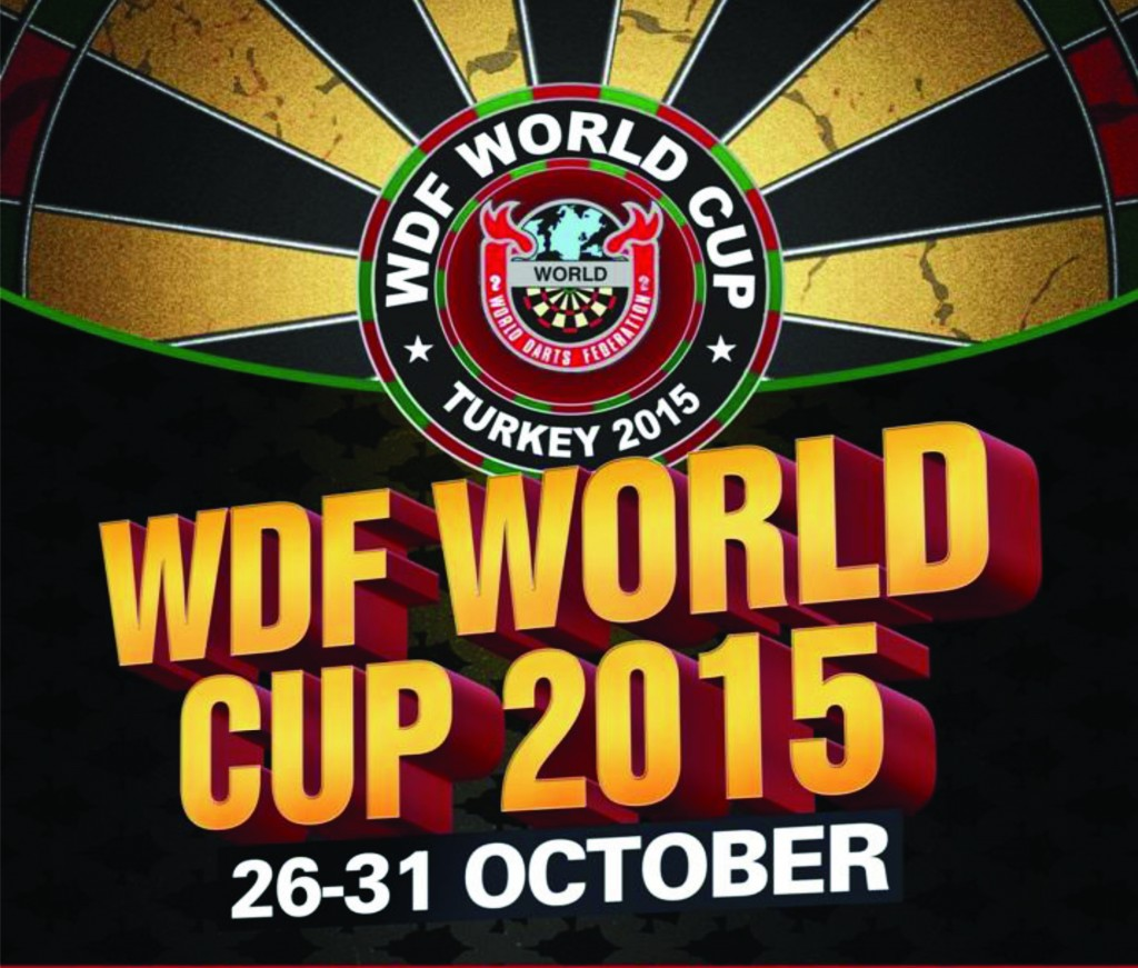 WDF World Cup 2015 logo